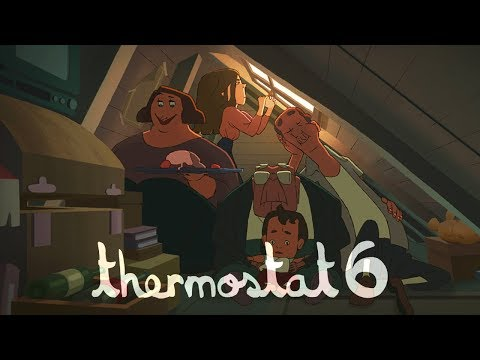 Thermostat 6 - Animation Short Film 2018 - GOBELINS