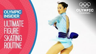 The Ultimate Figure Skating Olympic Routine