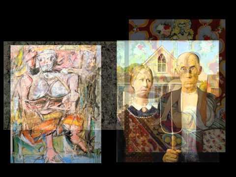Study Guide for Modern Art Survey Final