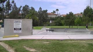 Martin Luther King Skate Park in  Oceanside, California