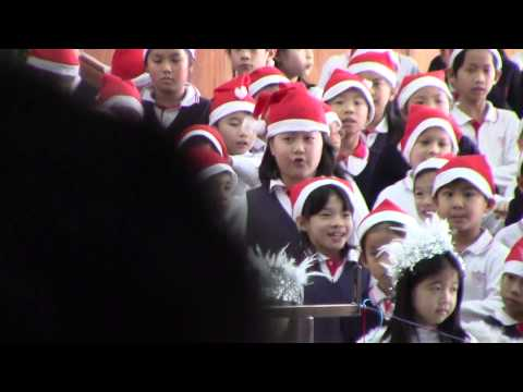KCIS Upper School - Primary School Christmas Musical 2014 Part 16