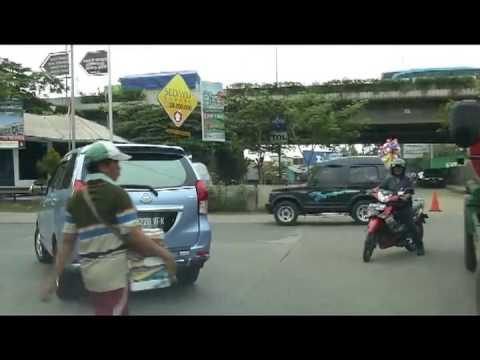 JRT 018: Pluit Karang - Sumur Bor Cengkareng via PIK
