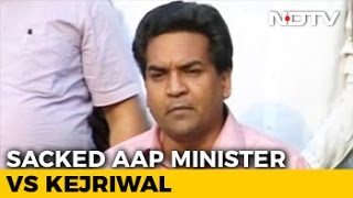 Will Never Join BJP, Says Sacked AAP Minister Kapil Mishra