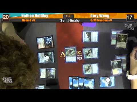 Grand Prix Phoenix 2014 Semifinals: William Levin vs. Robert Berni