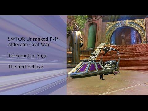 SWTOR PvP - Tele Sage 3.1 - Alderaan Civil War