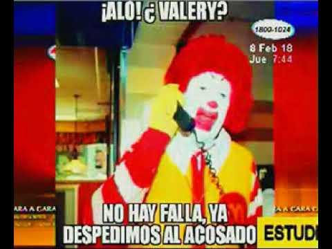 "Familia de Valery Moraga acusó ""ciberbullying"""