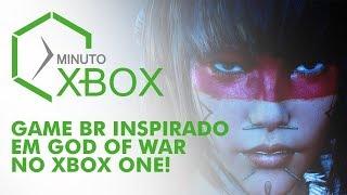 GAME BR INSPIRADO EM GOD OF WAR  - MINUTO XBOX #XBOXBR