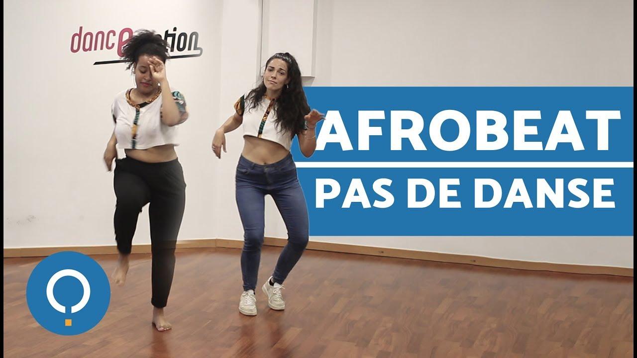 Cours Dafrobeat 2 Coupé Décalé Youtube