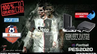PES 2018 COM-OUT PATCH SUMMER 19-20 AIO FOR PS3-BLES02252 CFW&OFW HAN-HEN [LINK]