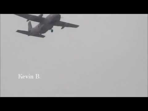 C212 Flying over Campeche