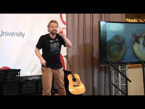C.A.U.S.E. the world -- be a starfish caster: Scott Michels at TEDxWilmingtonUniversity