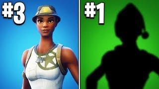 10 Fortnite Skins we ALL WISH we Bought...