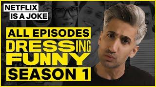 All Episodes: Dressing Funny Season 1 | Netflix Is A Joke