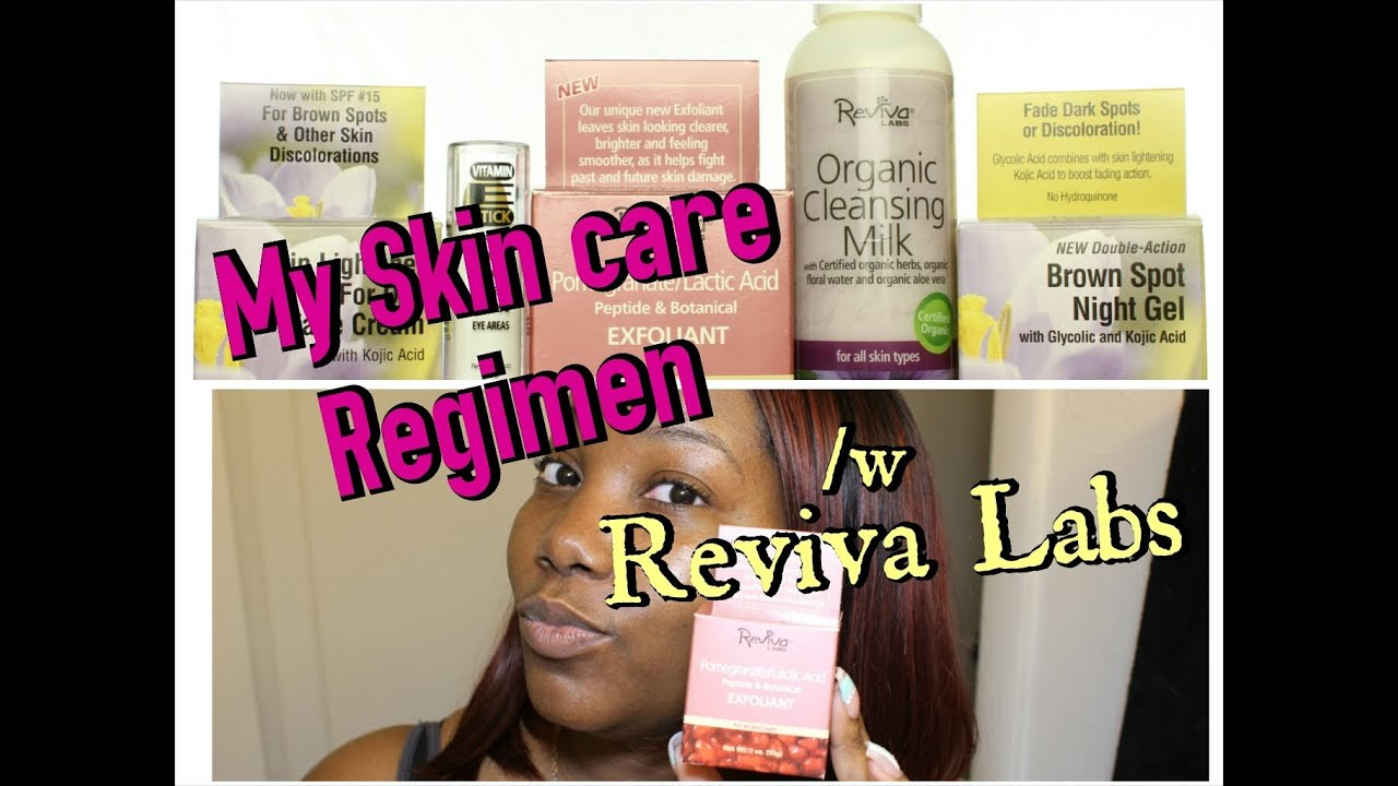 reviva skin products