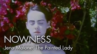 "Jena Malone ""The Painted Lady"" by Liz Goldwyn"