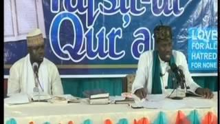 Tafseer-Ul Qur;an of Suratul Al-Hujurat Cont. 4