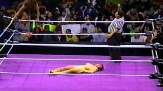 Women Of Wrestling - Episode 17: Part 2 - Jungle Grrrl Vs Lotu…