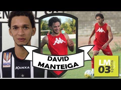 DAVID MANTEIGA (90) / VOLANTE / LM03 Sports Agency