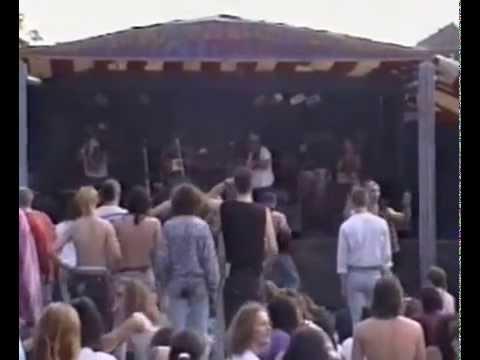 Fordham Park Free Festival, New Cross, London (27 july 1991)