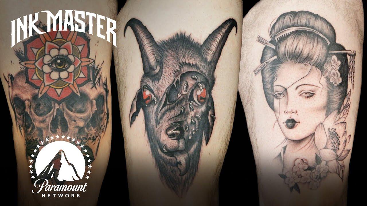 The Worst Tattoos of Season 10 (Part 1) | Ink Master
