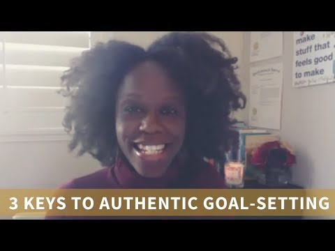 HBW TV: 3 Keys to Authentic Goal-Setting for 2018