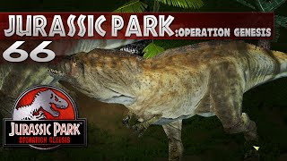 Jurassic Park: Operation Genesis - Episode 66 - Acro