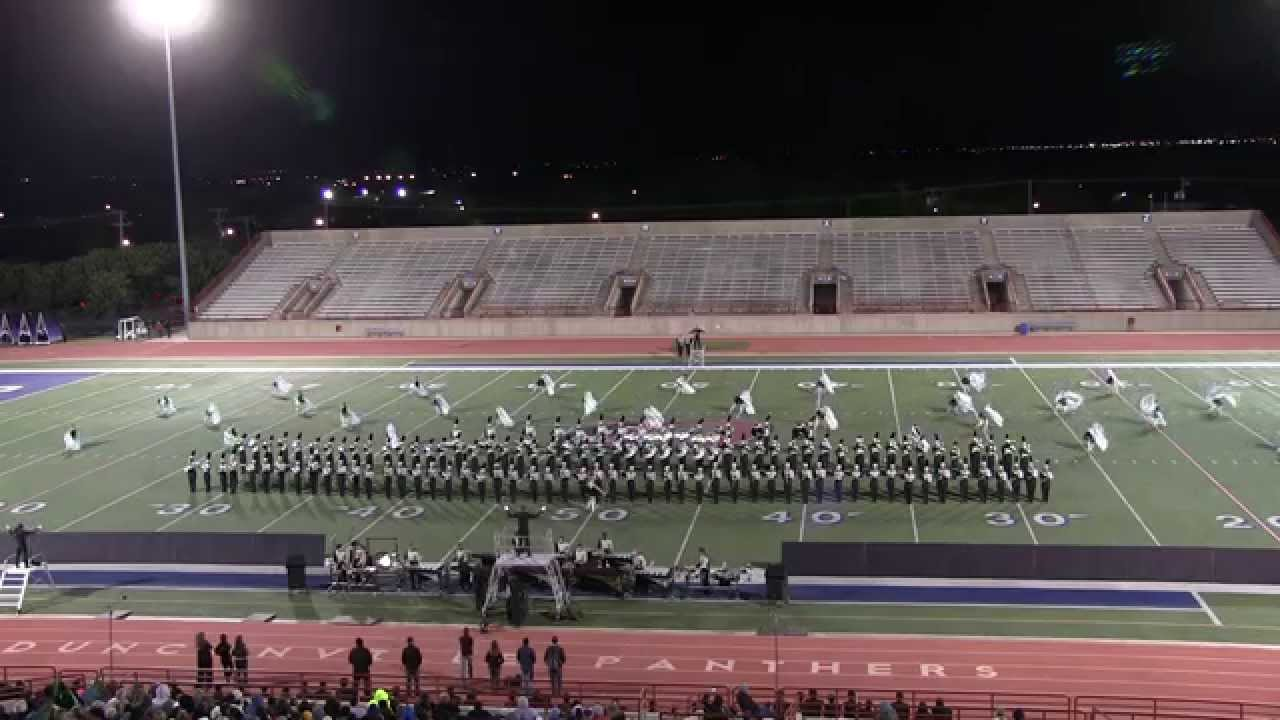 NSHS Marching Band - Duncanville Marching Invitational - FINALS!