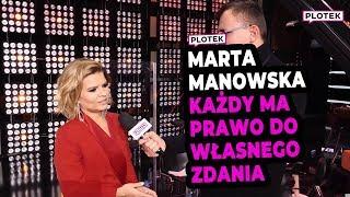 "Marta Manowska o Marlenie z ""Rolnika..."""