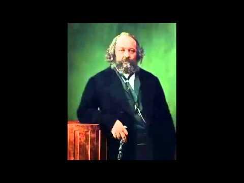 Michail Bakunin - Wir sind Feinde jeglicher Macht Ⓐ