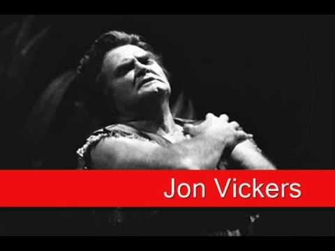 Jon Vickers: Wagner  Parsifal, Amfortas! Die Wunde!
