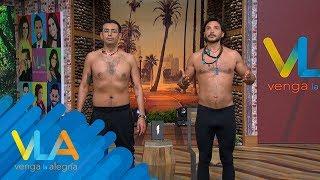 El Capi se desnuda para traernos las mejores posiciones de yoga