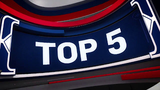 Top 5 NBA Plays of the Night: May 8, 2017