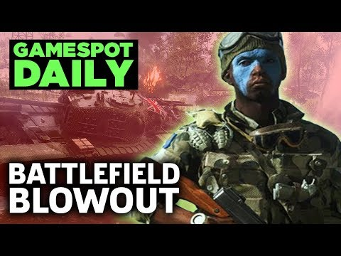 Battlefield 5 Release Date And Gameplay Details - GameSpot Daily