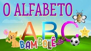 Alfabeto para crianças Narrado - Aprender o ABC é Divertido