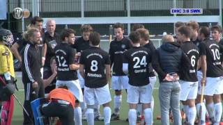 2. Feldhockey-Bundesliga Herren DHC vs. SWK 5:2 26.09.15 Hockeyvideos