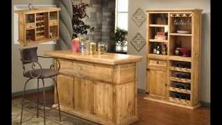 Creative Small Home Bar Ideas