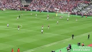 بورنموث يفوز 2-1 على وست هام يونايتد بالدوري الإنجليزي..فيديو
