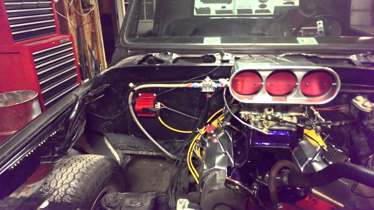 Musclecar amp Hi Po Chevy 302 amp 327 Chevrolet Restoration