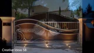 40 Creative GATE Ideas 2017 - Amazing Gate Home Design Part.1 -newest populer decor