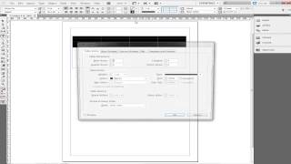 How to Create a Table in InDesign