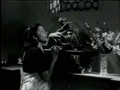 Anhonee (1952)-Zndagi Badli Mohabbat ka Maza Aane Laga (Lata Mangeshkar & Raj Kumari)