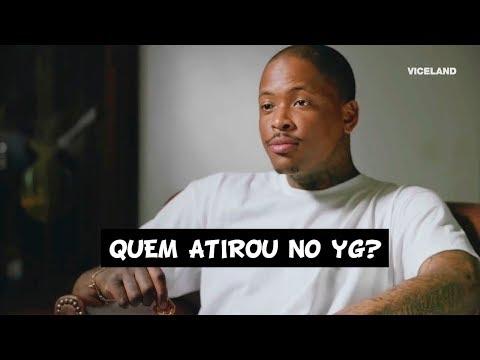 YG conversa com um terapeuta após ser baleado [Legendado]