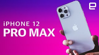 Apple iPhone 12 Pro Max hands-on