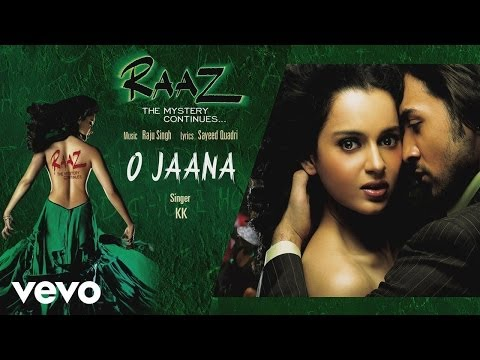 Ⓗ O Jaana - Official Audio Song | Raaz - The Mystery Continues