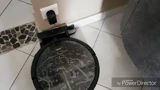 Aspirateur robot Deik amazon