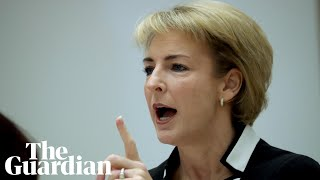 Doug Cameron interrogates Michaelia Cash: 'The cover up continues':