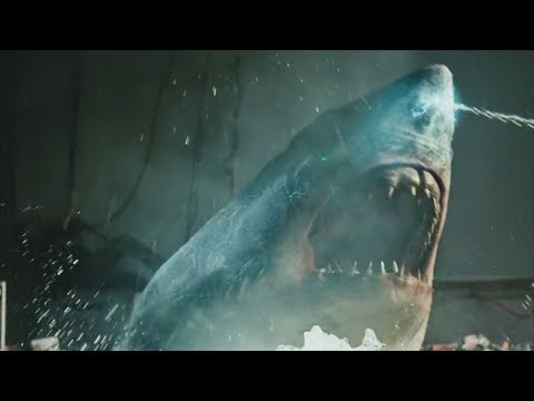 Bait 3D - Sharks death scenes