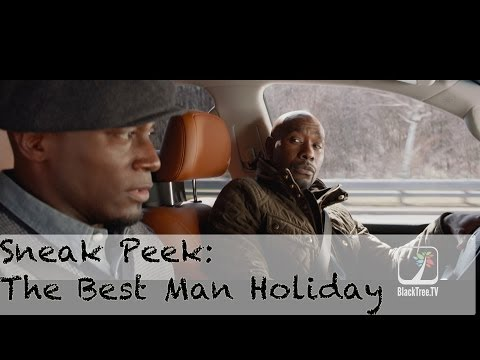 EXCLUSIVE:  The Best Man Holiday Sneak P
