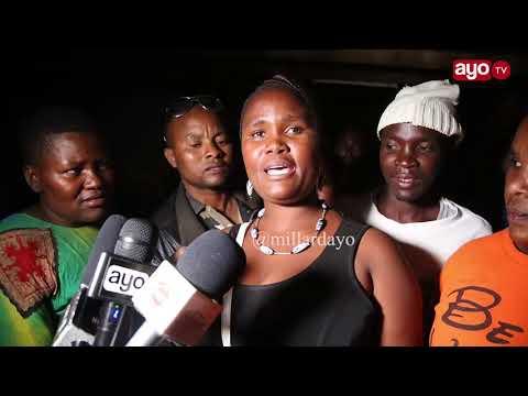 Bomoabomoa DODOMA, Wananchi wamlilia Rais Magufuli