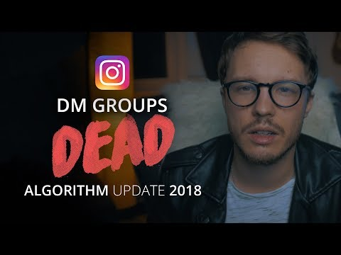 NEW INSTAGRAM ALGORITHM UPDATE 2018 - the truth